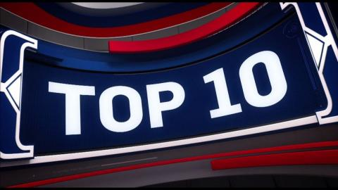 Top 10 Plays of the Night: December 16, 2017