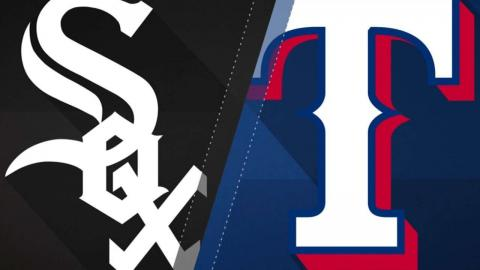 8/18/17: Delmonico powers the White Sox to a 4-3 win