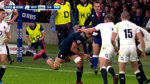 Inghilterra 19-16 Francia - Highlights ufficiali della partita – ampia sintesi