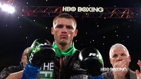 HBO Boxing News: Joe Smith Jr. Interview (HBO Boxing)