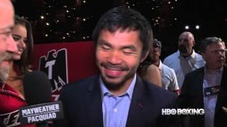 Manny Pacquiao Interview: HBO Boxing News Update