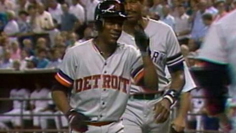 1986 ASG: Whitaker homers off Gooden