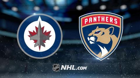 Trocheck, Huberdeau help Panthers past Jets, 6-4
