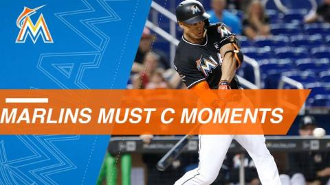 Must C: Top Moments from the 2017 Marlins season