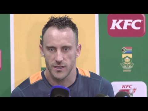 Proteas must adapt to take early advantage – Du Pleases