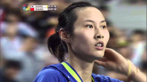 Play Of The Day | Badminton F – Victor Korea Open 2015