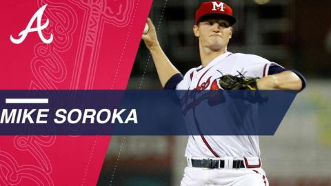 Top Prospects: Mike Soroka, RHP, Braves