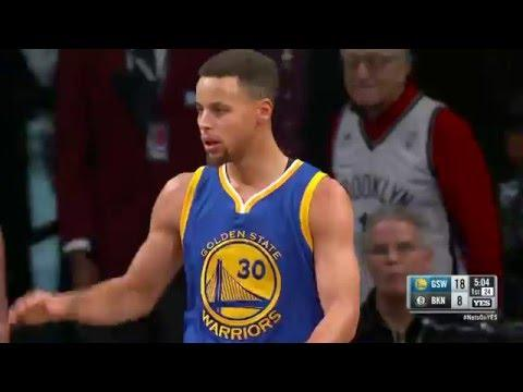 Steph Curry Drops 28 to Keep the Warriors Perfect