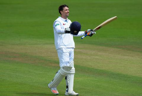 Perfect day for Derbyshire sets up quick victory - Derbys v Worcs, Day Three
