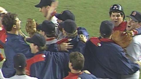 1996 NLDS Gm3: Cardinals advance to NLCS
