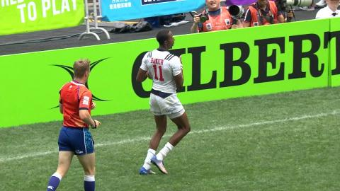 USA's rapid winger Baker scores three in Hong Kong!