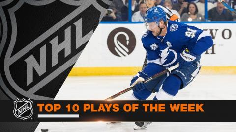 Top 10 Plays from Week 10
