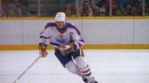 Memories: Wayne Gretzky's 51-game point streak