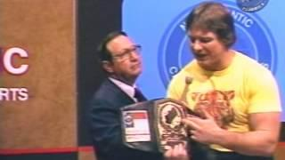 NWA Mid Atlantic Championship Wrestling 11 18 1981