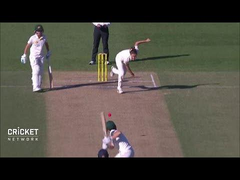 Australia v England - Women's Ashes Test, day two