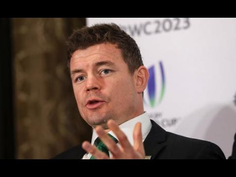 Irish Rugby TV: Brian O'Driscoll Reacts To Rugby World Cup 2023 Bid Vote
