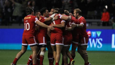 HIGHLIGHTS! Canada Sevens day one action!