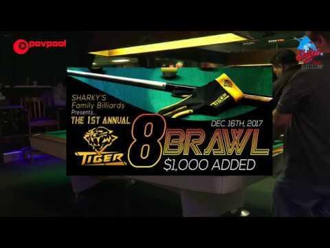 "#5 - John SAIGER vs 'Filipino' RICKY - ""The Tiger 8-BRAWL!"""