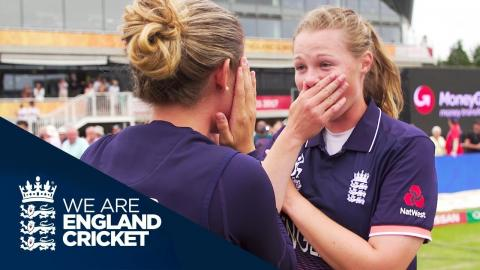 England Players React After Nail-Biting Finish To Reach Final - Women's World Cup 2017