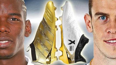 Pogba vs Bale Boot Battle: Adidas ACE16+ vs X16+ - Test & Review