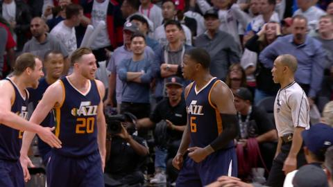 NBA Game Spotlight: Jazz at Clippers Game 1