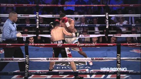 Felix Verdejo vs. Ivan Najera: HBO Boxing After Dark Highlights
