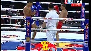 CNC & MBC Boxing, Phorn Phalla Vs Saom Vichhai, 02-May-2015, Red Bull Boxing