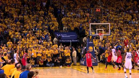Warriors Win Game 1