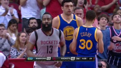 Stephen Curry Scores 32 James Harden gets a Triple Double in Houston! | March 28, 2017