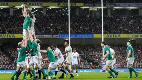 Second half highlights: Ireland v England   RBS 6 Nations