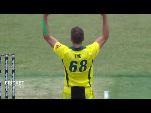 Aussie T20 squad sizzle reel: Andrew Tye