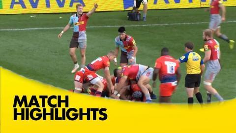 Harlequins v Worcester Warriors - Aviva Premiership Rugby 2017-18
