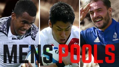 Men's Pools | Olympic Rugby Sevens Recap
