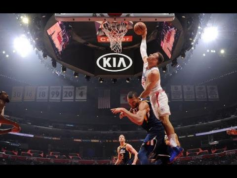 Blake Griffin, Aaron Gordon, and Every Dunk From Tuesday Night