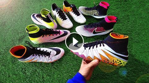 0da9aeab31c Unboxing the Nike Mercurial Superfly 4 (Ronaldo