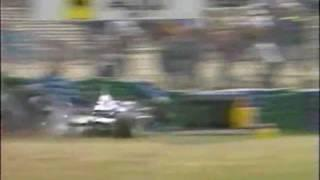 Formula 1 1996 Accidents