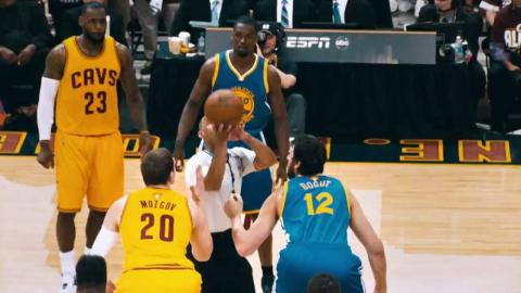 NBA FINALS ON ABC: THIS MIGHT CHANGE IT  ALL