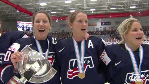 2018 Olympic Women's Hockey Team | Hockey Paths