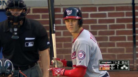 WSH@BAL: Turner records first career four-hit game