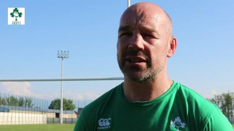 Irish Rugby TV: Peter Malone On The Ireland U-20s' Loss To New Zealand
