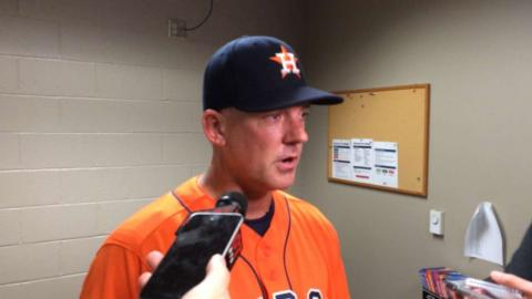 HOU@PIT: Hinch discusses offensive production in win