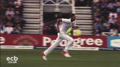 The best of Stuart Broad 2015/16: We Are England Cricket Fan Award