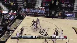 Men's Basketball: Delaware State's Kendal Williams Highlight Reel (2013-14, 2014-15)