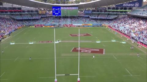 Australia's incredible pressure defence