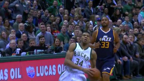 Giannis Antetokounmpo's Best Plays From February!