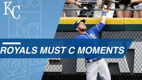 Watch all of the Royals' Must C moments from 2017