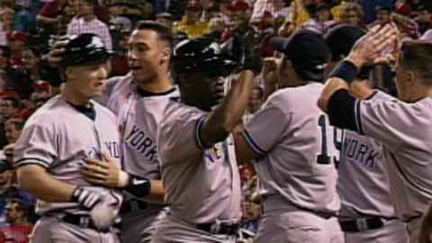 1998 ALDS Gm3: Spencer hits three-run homer in 6th