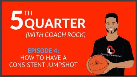 How To Get A CONSISTENT JUMP SHOT! 5TH Quarter | Q&A #4