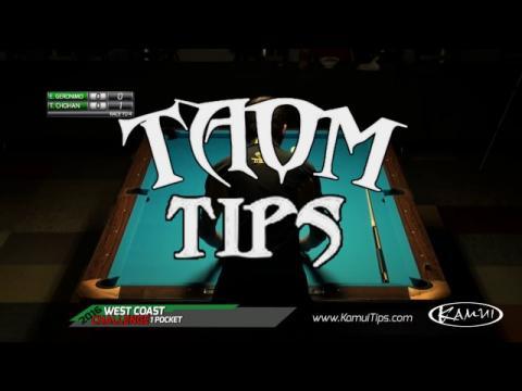 #1 - Tony CHOHAN vs Edgie GERONIMO •2016 WCC One Pocket