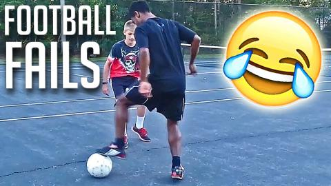TOP 5 Soccer Football Fails I WEEK #66 2015